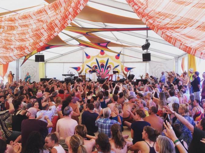 No Mind festival in Sweden